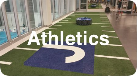 Athletics Synthetic Turf Picture Gallery