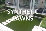 Synthetic Lawns for Homes