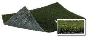 Low Cut Synthetic Turf