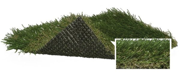 Soft Fine Fescue Synthetic Turf